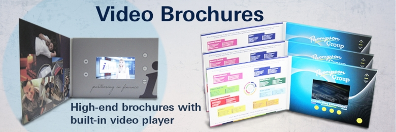 Video Brochures (Marketing)