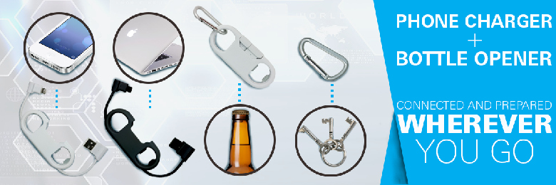 Device Charger & Bottle Opener