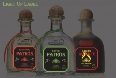 Light-Up Labels