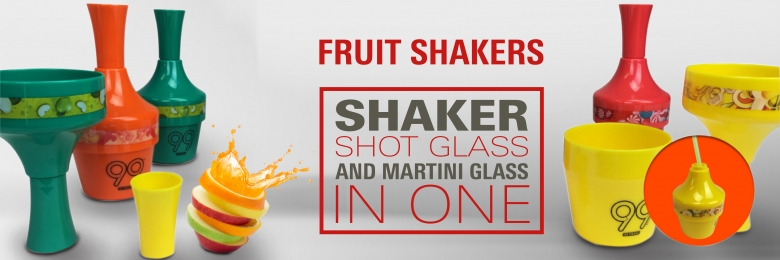 3-in-1 Multi-Use Fruit Shaker