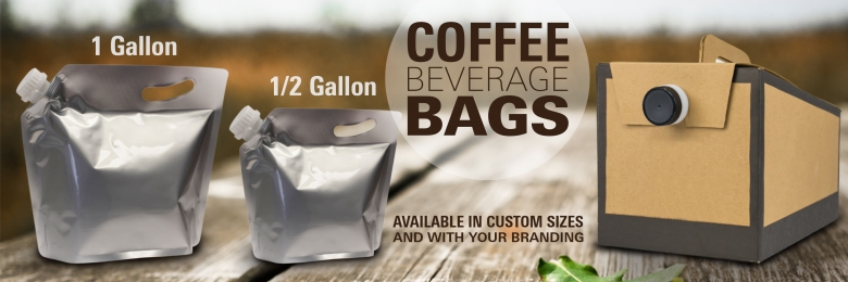 Coffee Beverage Bag