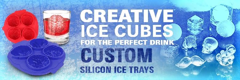 Custom Ice Trays
