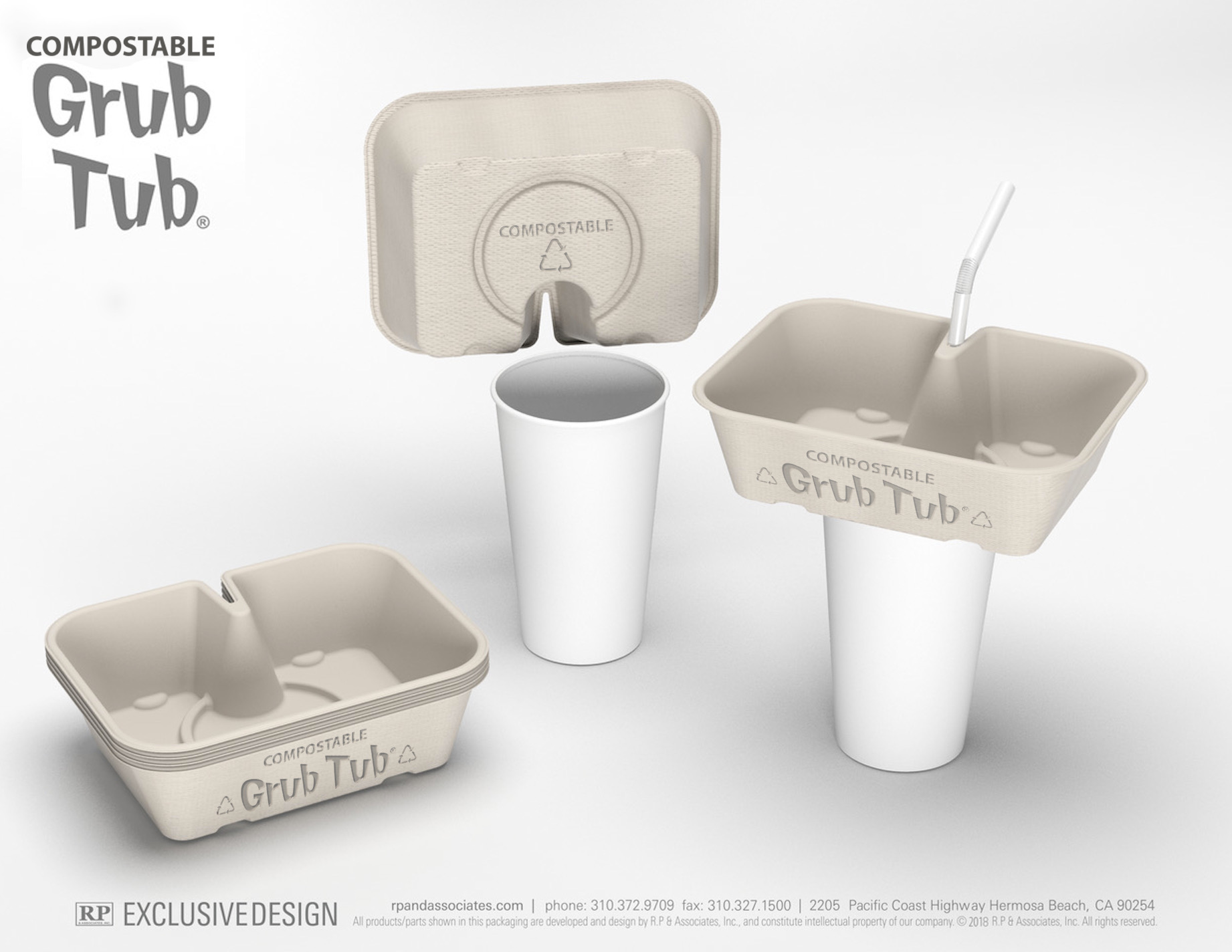 compostable grub tub