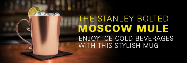 Stanley Bolted Moscow Mule