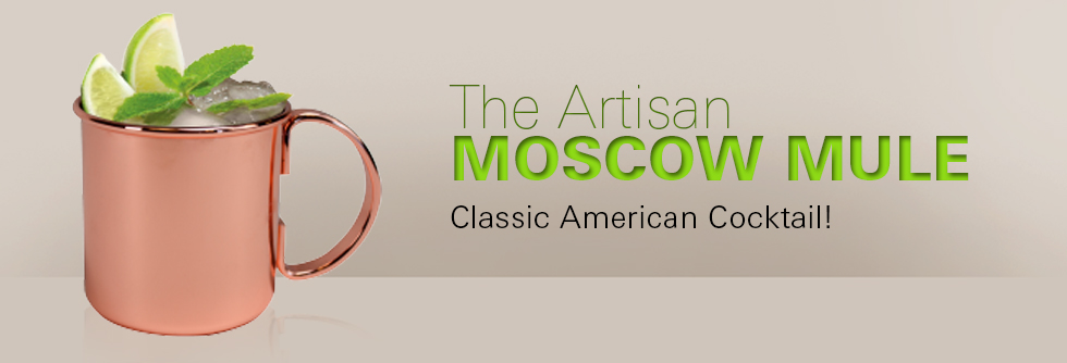 Artisan Moscow Mule