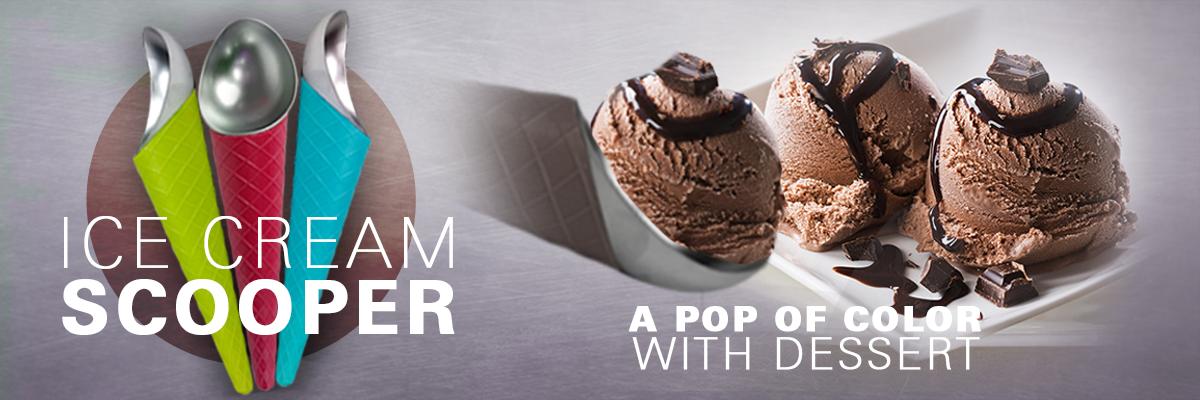 Ice Cream Scooper