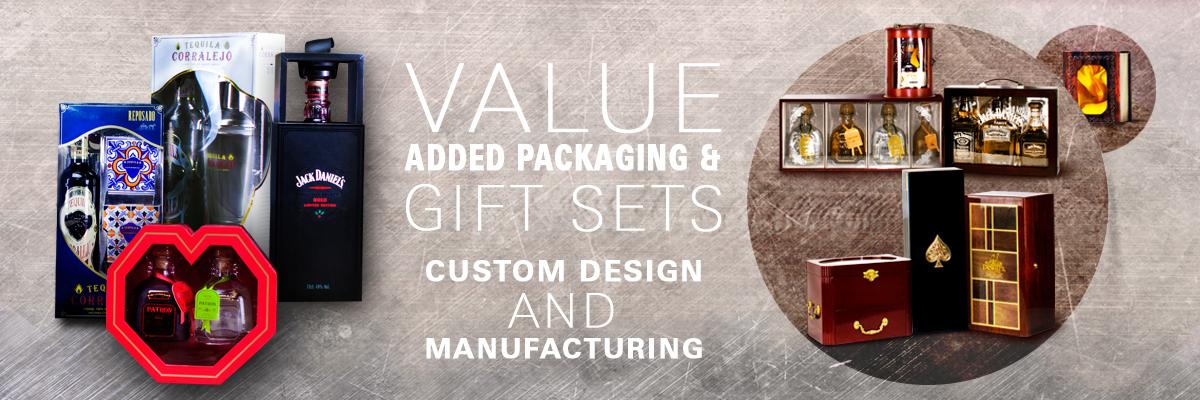 Custom Value Added Packaging