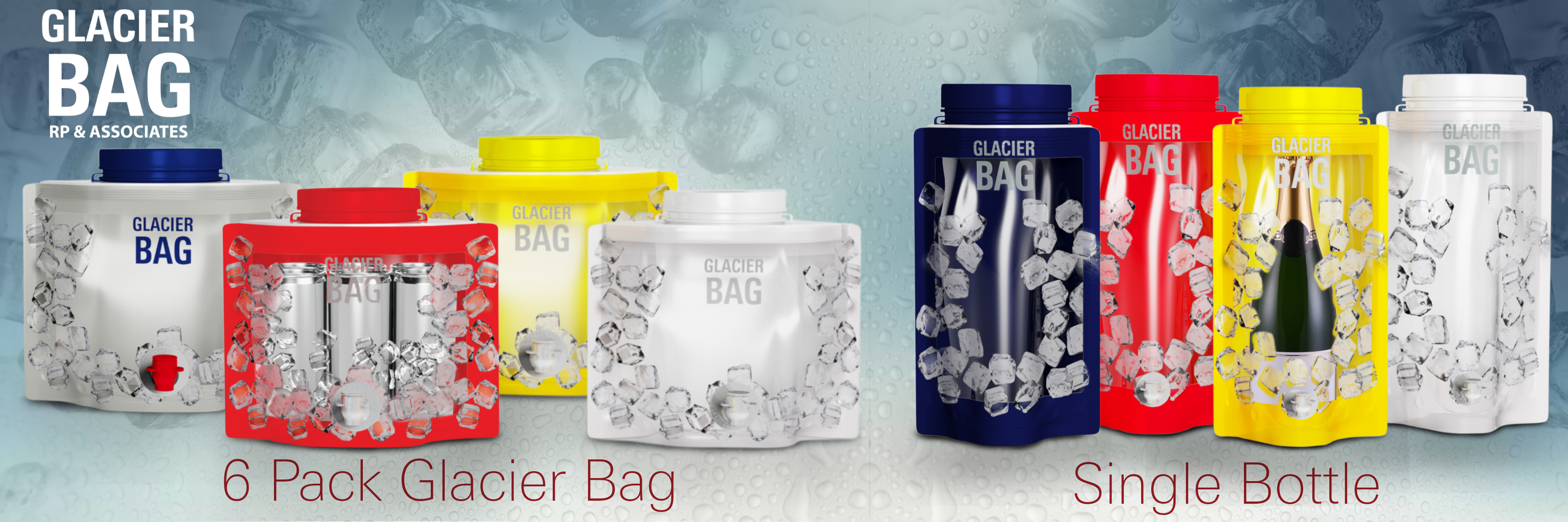 Glacier Bag (6 Pack)
