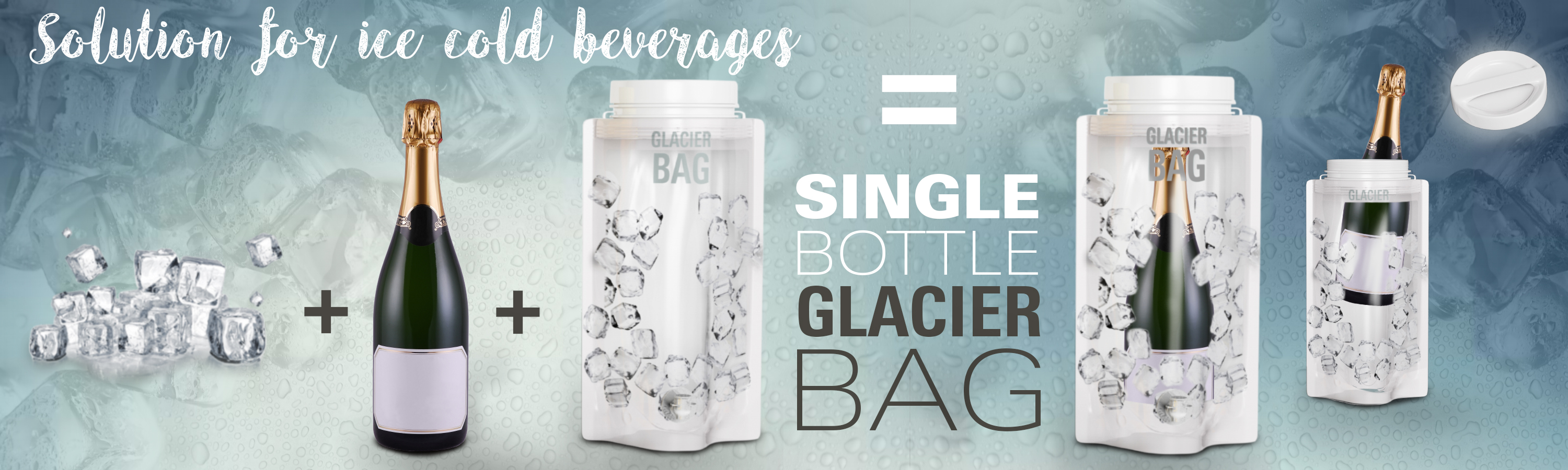 Glacier Bag (Single Bottle)