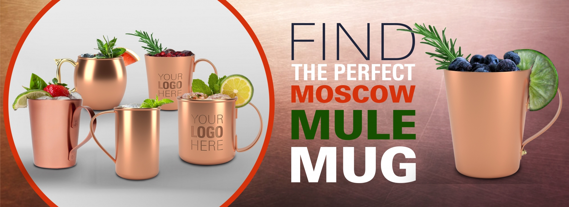 copper moscow mule mugs bulk