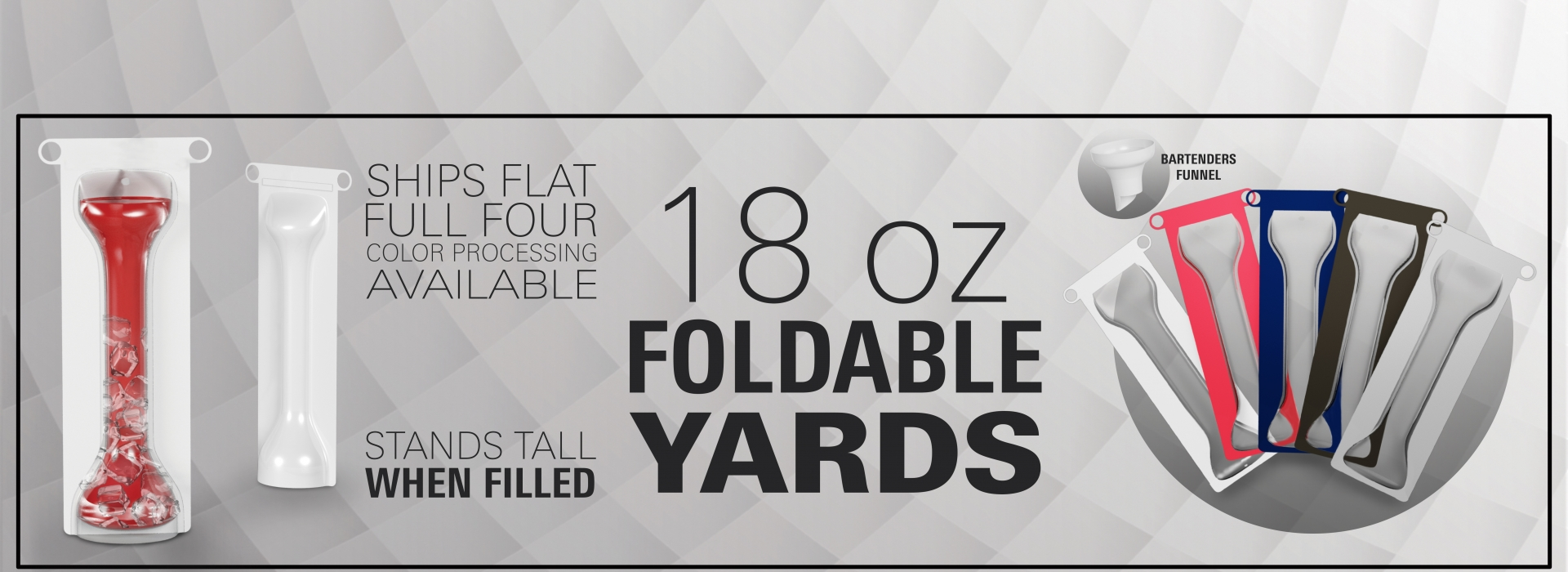 foldable yard