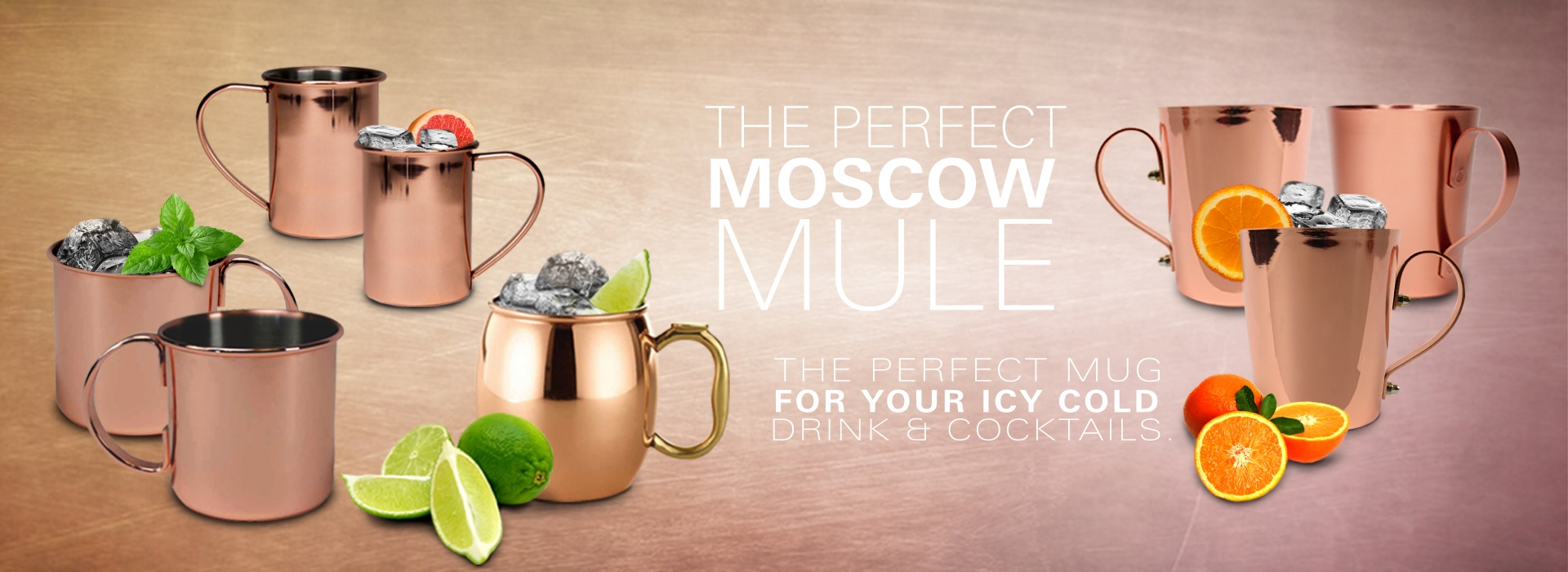 copper moscow mule mugs bulk